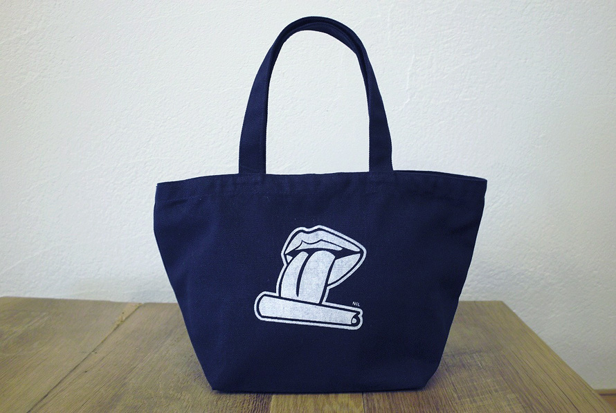 The Rolling Style / LunchBag / Navy